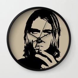 Badass Cobain Wall Clock
