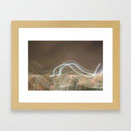Bright Lights, Big City VIII Framed Art Print