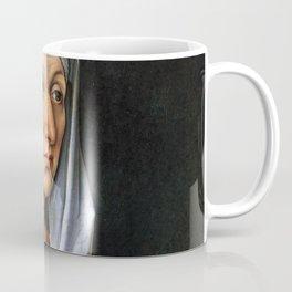 Portrait of Barbara by Albrecht Dürer Coffee Mug