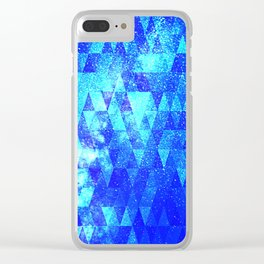 OUTSTANDING Clear iPhone Case