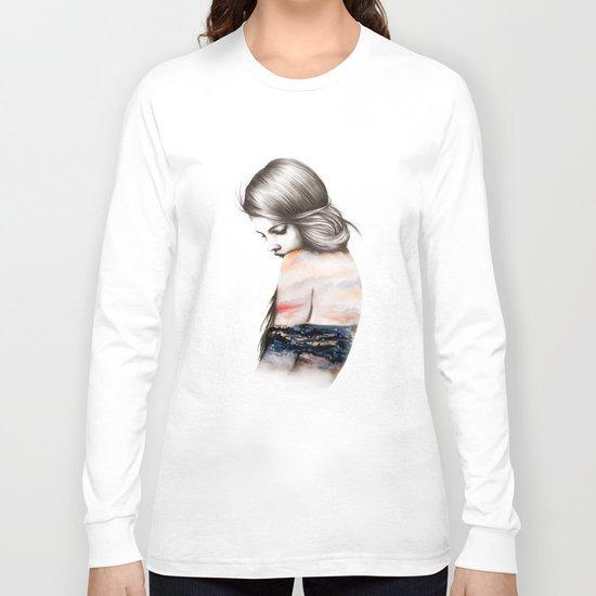 Interlude // Illustration Long Sleeve T-shirt