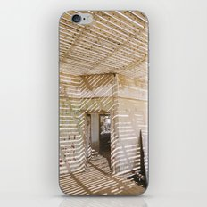 Kolmanskop Ghost Town - Namibia iPhone & iPod Skin