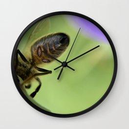 the mad scientist (intergalactic) Wall Clock