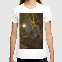Lamp and Night T-shirt