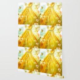 The Golden Glow Of Frienship Wallpaper