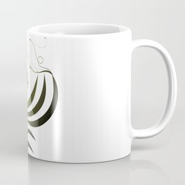 Bird and Flower Coffee Mug