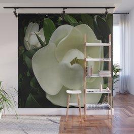 Fleur de Magnolia Wall Mural