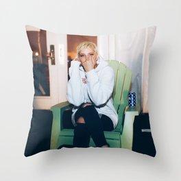 Halsey 17 Throw Pillow