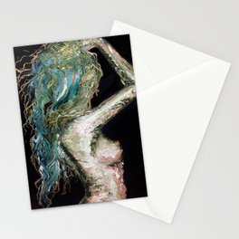 Immersed in Flow Stationery Cards