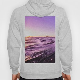 Mission Bay Riverboat Sunset in San Deigo, California Hoody