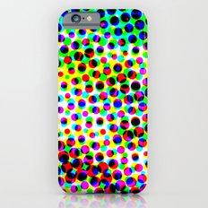 Halftone Color Chart iPhone 6s Slim Case
