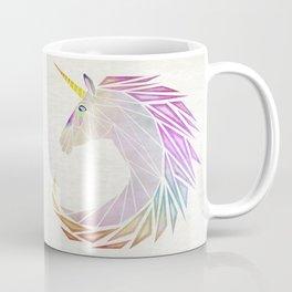unicorn cercle Coffee Mug