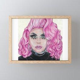 Farrah Moan Framed Mini Art Print