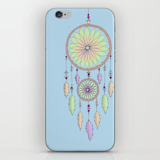 DREAM CATCHER V.2 iPhone & iPod Skin