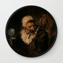 "Frans Hals ""Malle Babbe"" Wall Clock"