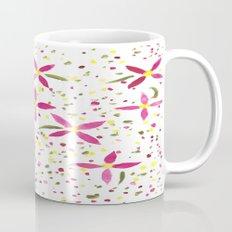 Petals and Joy Mug
