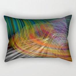 Abstracting coloring Rectangular Pillow