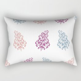 Botanical Leaf Rectangular Pillow
