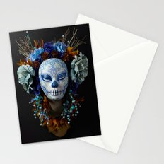 Berry Harvest Muertita Stationery Cards