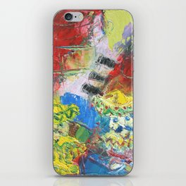 Dos Hombres iPhone Skin