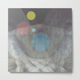 Dots//Eighteen Metal Print