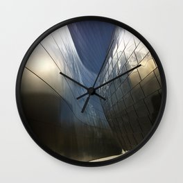 City Corners Wall Clock
