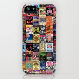 The Wall Concert Posters iPhone Case