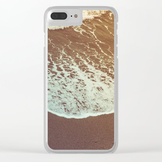 Come Back to Me Clear iPhone Case