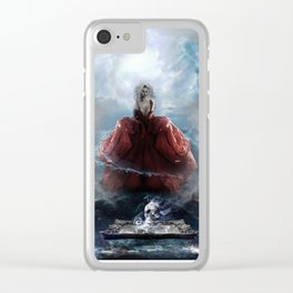 Uncontainable v2 Clear iPhone Case