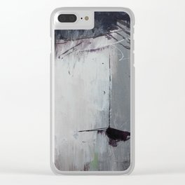 Undoing 44 Clear iPhone Case