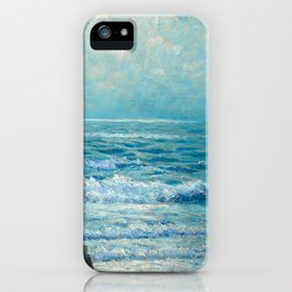 Granville Redmond - Morning on the Pacific iPhone Case