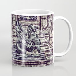 PARIS - Latin Quarter: Place St-Michel - La Fontaine St. Michel Coffee Mug