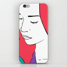 FIONA APPLE iPhone & iPod Skin