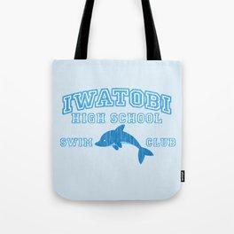 Iwatobi - Dolphin Tote Bag