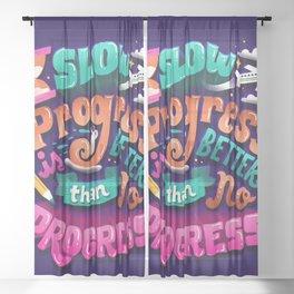 Progress Sheer Curtain