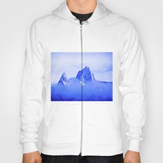 Two mountains. Hoody