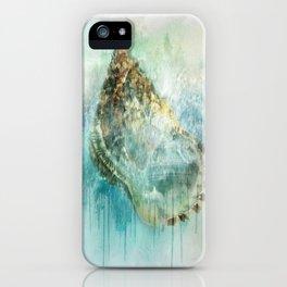 Shell Splash iPhone Case