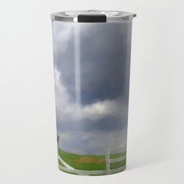 One Hot Summer Day Travel Mug