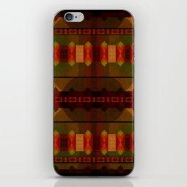 """Full Colors Tribal Pattern"" iPhone Skin"