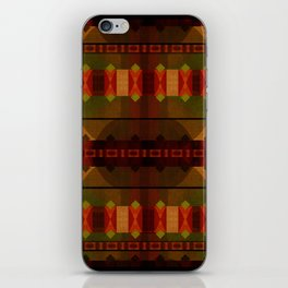 """Full Colors Tribal Pattern"" iPhone Skin"