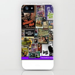 Vintage Invisible by iamjohnlogan iPhone Case
