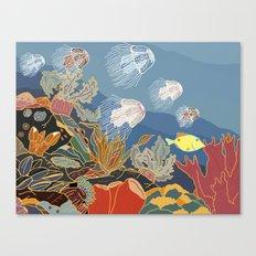 Cizé Canvas Print