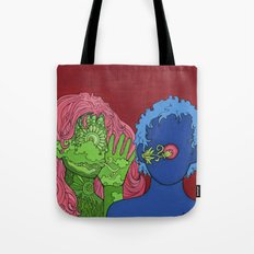 Secret Inspiration Tote Bag