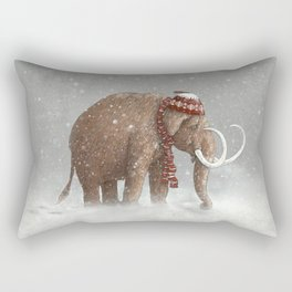 The Ice Age Sucked  Rectangular Pillow