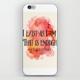 Existing iPhone Skin