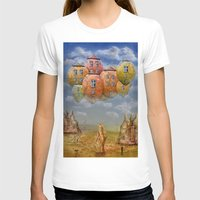 home sweet home T-shirts featuring Sweet Home by teddynash