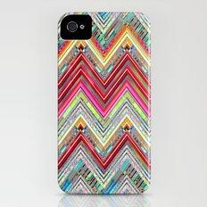 Tribal Chevron Slim Case iPhone (4, 4s)
