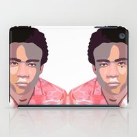 childish gambino iPad Cases featuring Childish by Grace Teaney Art