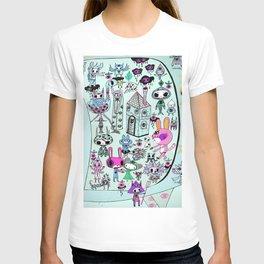 skellingpop T-shirt