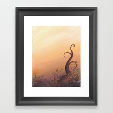 The Path Home Framed Art Print